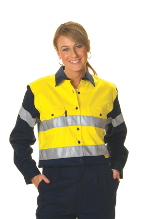 Picture for category Ladies Hi Vis Safety Wear