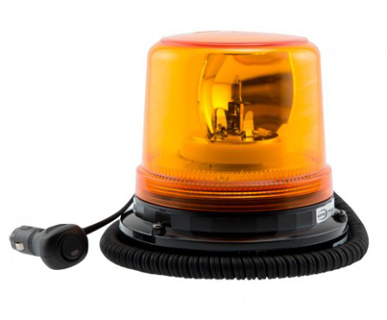 Picture of VisionSafe -ARHU3124BM-24V - ROTATING BEACON - Magnetic