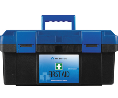 Picture of VisionSafe -FAWNT - NATIONAL WORKPLACE - FIRST AID KIT