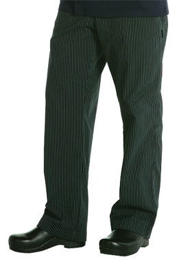Picture of Chef Works - PSER-BLS - Blue Stripe Professional Series Pants