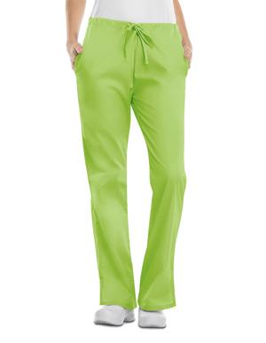 Picture of CHEROKEE- CH-4101P-Cherokee Workwear Womens Petite Three Pocket Pants