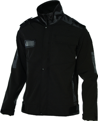 Picture of HUSKI-K8083 -Warden Jacket Softshell