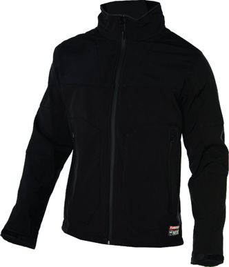Picture of HUSKI-K8177 -Nero Jacket Softshell