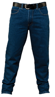 Picture of Ritemate Workwear-RM106DJ-Men's Pilbara Cotton Denim Jean