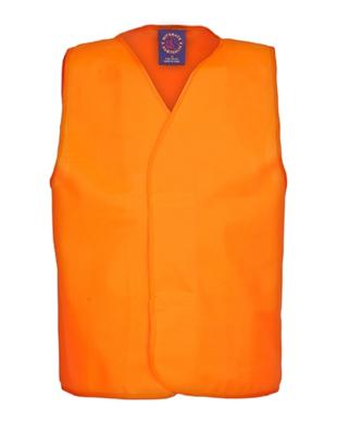 Picture of Ritemate Workwear-RM4245-Hi Viz Vest