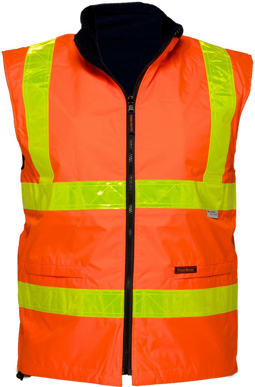 Picture of Prime Mover-MY214-FLEECE VEST WITH MICRO PRISM TAPE