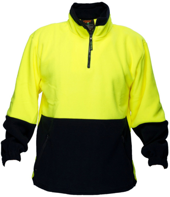 Picture of Prime Mover-MF115-Polar Fleece Jumper