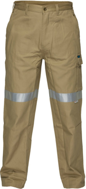 Picture of Prime Mover-MP701-Cotton Drill Cargo Pants