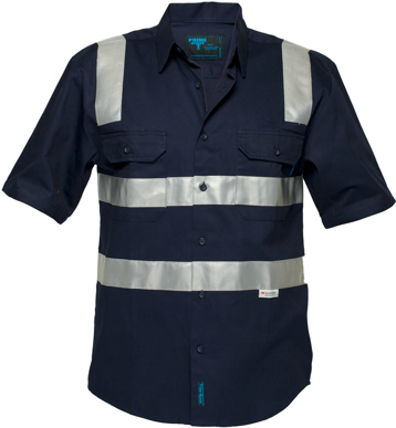 Picture of Prime Mover-MS909-Cotton Drill Shirt