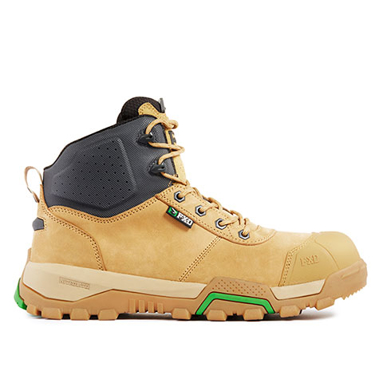 Picture of FXD Safety Boots-WB-2(Wheat)-WB-2 4.5 WHEAT