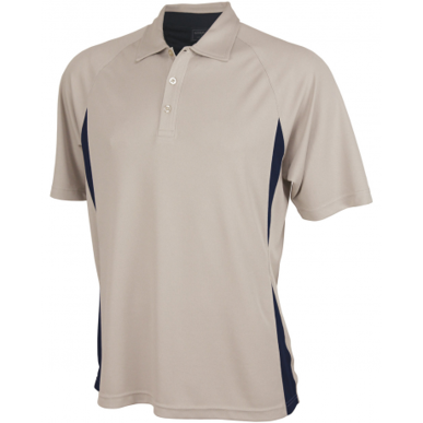 Picture of Stencil Uniforms-1057-Mens S/S ARCTIC POLO
