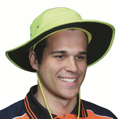 Picture of DNC Workwear-H024-HiVis Hat