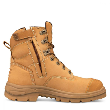 Picture of Oliver Boots-55-332Z-150MM WHEAT ZIP SIDED BOOT