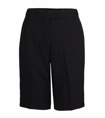 Picture of LSJ collection-166K-ME-Ladies Flex waist short with pockets & keyloop