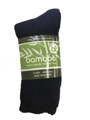 Picture of Bamboo Textiles-BATHICK3PK-Extra Thick 3-Packs