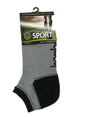 Picture of Bamboo Textiles-BASPORT-Ped Sport Socks