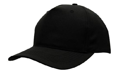Picture of Headwear Stockist-4011-Breathable Poly Twill Cap