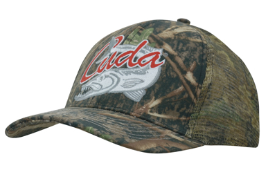 Picture of Headwear Stockist-4059-True Timber Camouflage with Camo Mesh Back