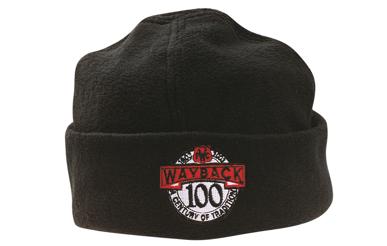 Picture of Headwear Stockist-4235-Micro Fleece Beanie - Toque