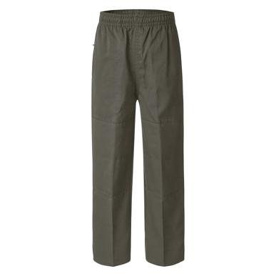 Picture of LW Reid-4805DK-Deniehy Gaberdine Long Pants with Double Knee