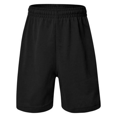 Picture of LW Reid-5270ZS-Richards Rugby Knit Shorts with Zip Pocket
