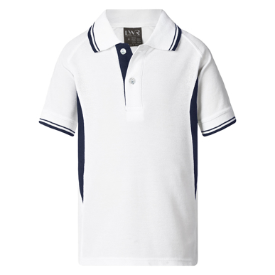 Picture of LW Reid-5220PP-Taylor Front-Panel Polo