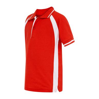 Picture of LW Reid-5220FP-Wolseley Raglan Sleeve Polo