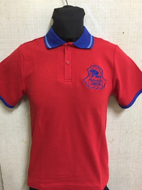 Picture of Maryborough West State School - Sports Polo Red