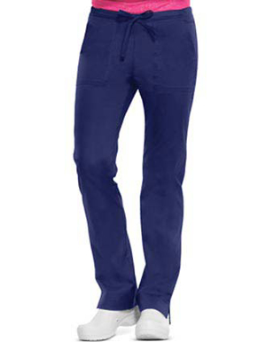 Picture of Cherokee-CH-4203-Cherokee Workwear Mid-Rise Slim Drawstring Pant