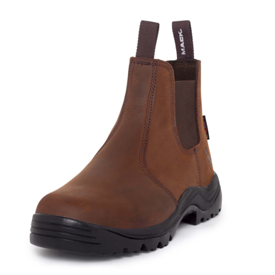 Picture of Mack Boots-MK0FARMER-Farmer Elastic Side Boot