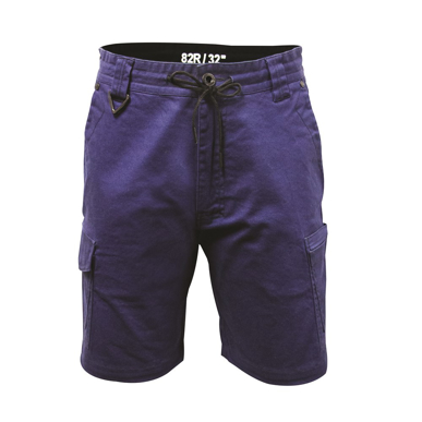 Picture of Mack Workwear-MKALSH001-Alloy Stretch Twill Cargo Short