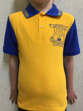 Picture of Maryborough Central School Prep Polo