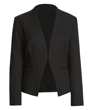 Picture of NNT Uniforms-CAT1DG-BLK-Edge to Edge Jacket