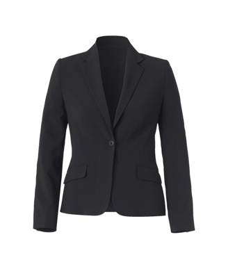 Picture of NNT Uniforms-CAT178-BKP-1 Button Cropped Jacket