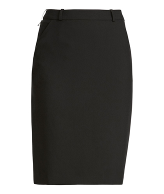 Picture of NNT Uniforms-CAT2NJ-BLK-Pleat Skirt