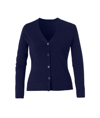 Picture of NNT Uniforms-CAT518-NDP-V-Neck Cardigan