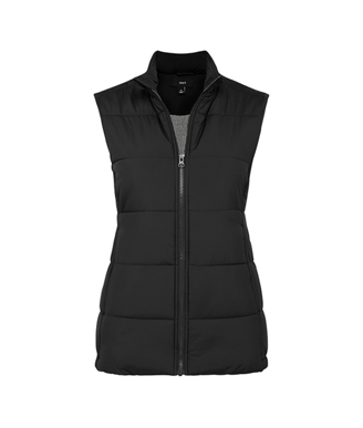 Picture of NNT Uniforms-CAT749-BLA-Puffer Vest