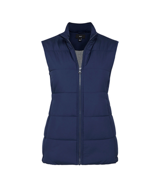 Picture of NNT Uniforms-CAT749-BLU-Puffer Vest