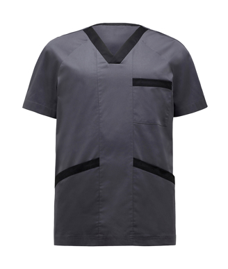 Picture of NNT Uniforms-CATJ2Q-CHP-Koller V-Neck Scrub Top