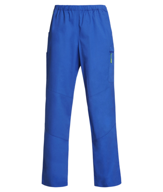 Picture of NNT Uniforms-CATCGF-BLU-Rontgen elastic waist scrub pant