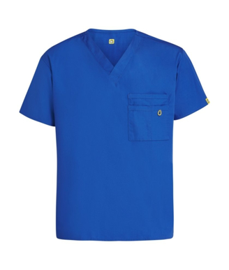 Picture of NNT Uniforms-CATRE4-BLU-Scrub top Alpha