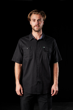 Picture of FXD Workwear-SSH-1-Stretch Short Sleeve Shirt
