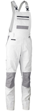 Picture of Bisley Workwear-BAB0422-Painters Contrast Bib & Brace Overall