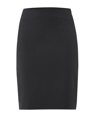 Picture of NNT Uniforms-CAT2N4-CBL-Detail Pencil Skirt