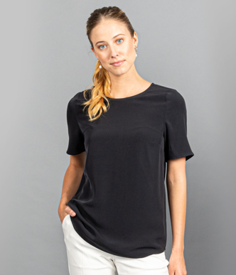 Picture of Gloweave-1798WS-WOMEN'S TAYLOR SHORT SLEEVE TOP