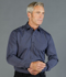 Picture of Gloweave-1253L-MEN'S END ON END LONG SLEEVE SHIRT-SMITH