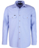 Picture of Ritemate Workwear-RMPC007-Men's Chambray L/S Shirt, Double Pockets