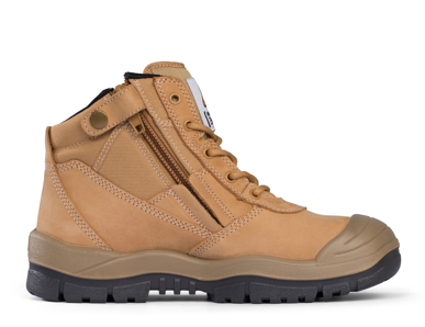Picture of Mongrel Boots-461050-ZipSider Boot w/ Scuff Cap