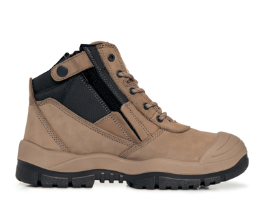 Picture of Mongrel Boots-461060-ZipSider Boot w/ Scuff Cap