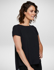 Picture of Corporate Reflection-6051S81-Harmony Ladies Loose Fit, Short Sleeve blouse